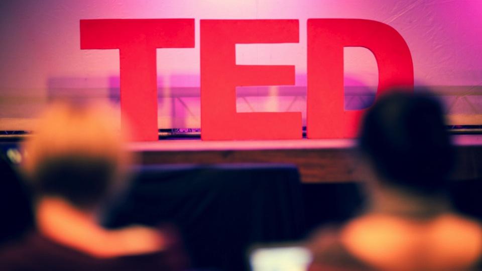 ُسخنرانی تد